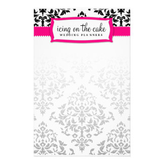 311 Icing on the Cake Strawberry Stationery