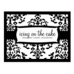 311-Icing on the Cake - Sugar Frosting Postcard