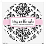 311 Icing On the Cake Sweet Pink Wall Decal