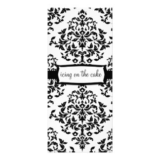 311 Icing on the Cake White Icing Rack Card