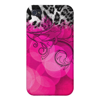 311 iPhone 4 Dream in Lights Pink Case For iPhone 4