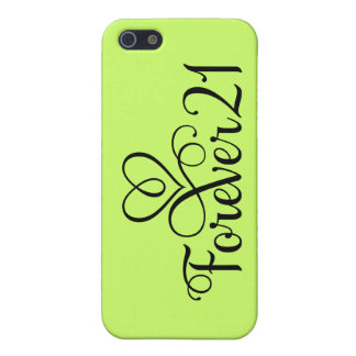 311 iPhone 4 Forever 21 Script Lime iPhone SE/5/5s Case