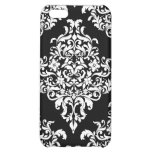 311 iPhone 4 White Black III Damask iPhone 5C Covers