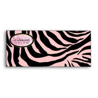 311-Iridescent cebra - sobre rosado del onPink