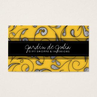 311-Jardin de Julia Bee Business Card