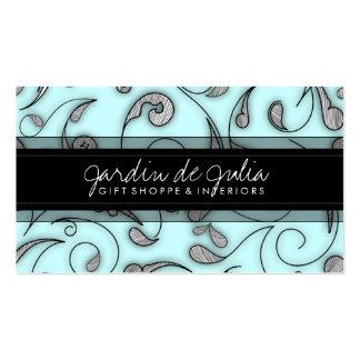 311-Jardin de Julia Sky Double-Sided Standard Business Cards (Pack Of 100)