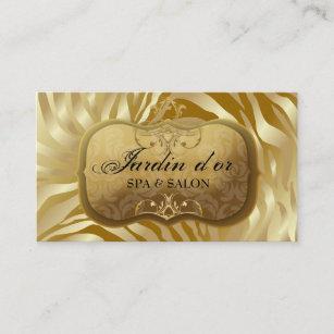 Jardin Business Cards   Zazzle