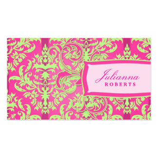 311-Julianna abonan y pican delicioso el damasco c Tarjetas De Visita