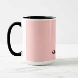 311 Keep Calm and Call Grandmom Peach Mug