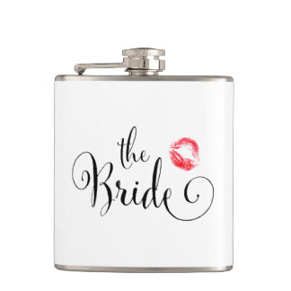 311 Kiss the Bride Flask