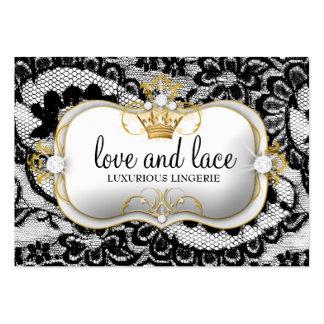 311-Lace de Luxe - Ciao Bella Business Card Template
