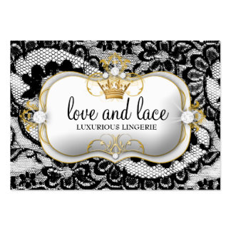 311-Lace de Luxe - Ciao Bella Large Business Card