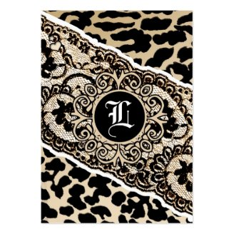 311-LACY LEOPARD CHUBBY