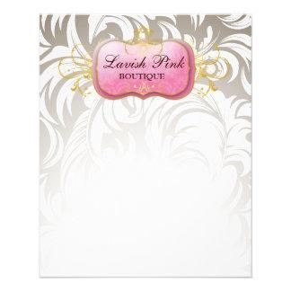 311-Lavish Pink Brown | Flyer