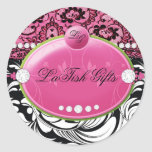 311-Lavish Pink Delish Sticker