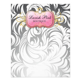 311-Lavish Pink Plate | Diamond Flyer