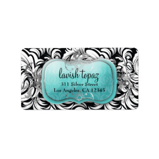 311 Lavish Topaz Label