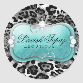 311-Lavish Topaz | Stickers Leopard