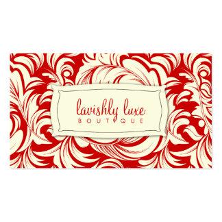 311 Lavishly Lainey Rouge Business Card