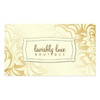 311 Lavishly Lainey Toasted Almond Business Card
