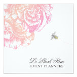 311 Le Plush Fleur Creamy Pink - Bee Gift Card