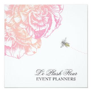 311 Le Plush Fleur Creamy Pink - Bee Gift Card