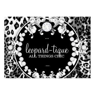 311-Leopard-Tique with Diamonds