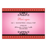 311 Lisa's Hen Party Personalized Invites