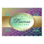 311-Luscious Glow - Aloha Fade Large Business Cards (Pack Of 100)