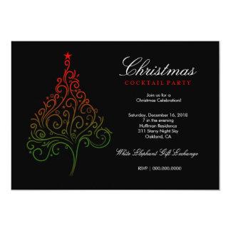311-Magical Christmas Tree Invite
