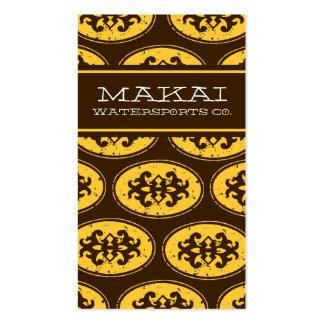 311 MAKAI BUSINESS CARD ALOHA