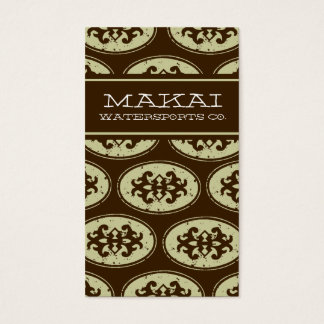 311 MAKAI BUSINESS CARD PALM