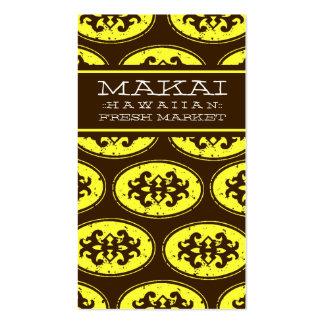 311 MAKAI BUSINESS CARD PINEAPPLE