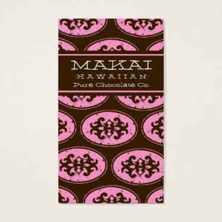 311 MAKAI BUSINESS CARD PINK LEI