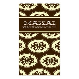 311 MAKAI BUSINESS CARD SAND