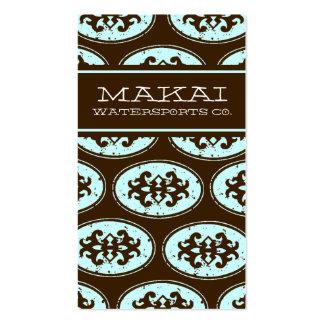 311 MAKAI BUSINESS CARD SHORE