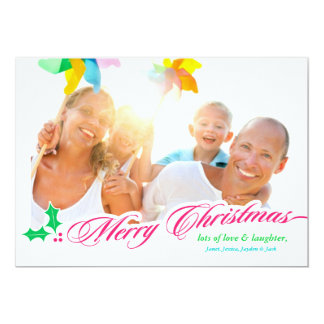 311-Merry Christmas in Living Color! Card