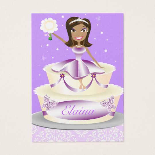 311 Mis Quince Queen Photo Card Shimmer Pearl