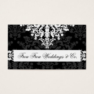 311-Miss Frou Frou | Night Business Card
