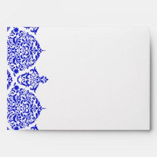311 Mon Cherie Damask The New Blue Envelope