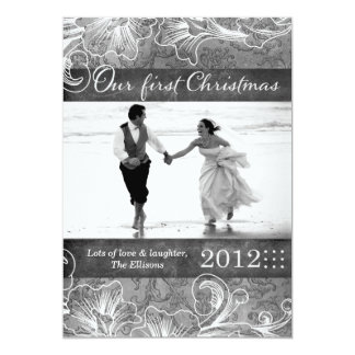 311 Newlywed First (Scroll down to See 2013 Below) Card