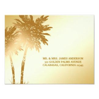 311 Paradise Found RSVP | Golden Palms Postcard