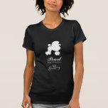 311 Pearl the Poodle Pet Grooming T Shirt