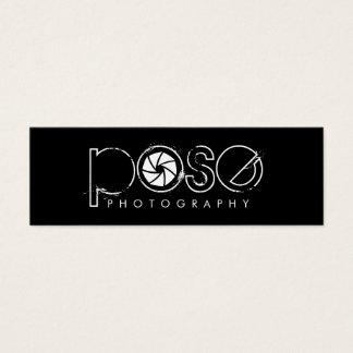 311-PHOTOGRAPHER POSE SKINNY CARD