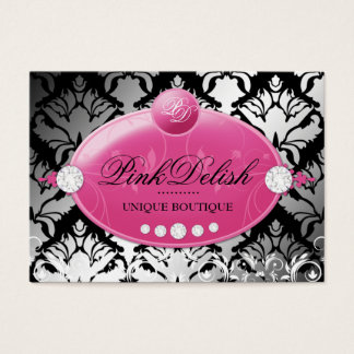 311 Pink Delish Deep Pink | 3.5 x 2.5 Business Card