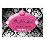 311 Pink Delish Deep Pink | 3.5 x 2.5 Large Business Card