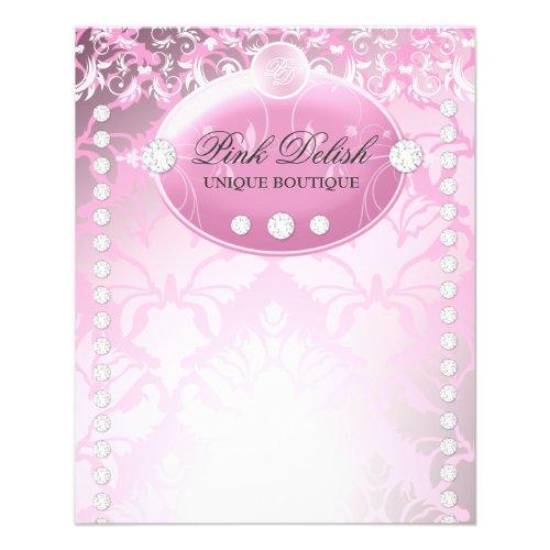 311-Pink Delish | Pink flyer
