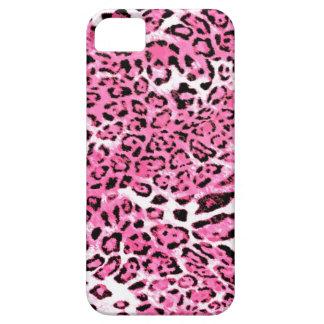311 Pink Leopard iPhone SE/5/5s Case