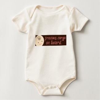 311-PRECIOUS CARGO GIRL ONSIE BABY CREEPER