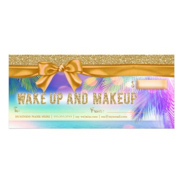 Beach Themed 311 Radiant Palm Wake up Makeup Gift Certificate